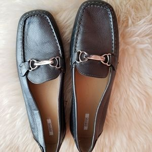 Geox Leather Loafers
